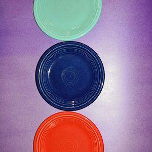 Fiestaware Salad Plates